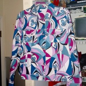 Charter Club Womens Jacket
